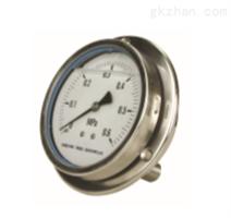 天仪牌YN-100B 0-0.6mpa不锈钢耐震压力表