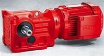 德国SEW斜齿轮-蜗轮蜗杆减速机SA47/T DRE80M4