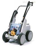 双泵设备高压清洗机 物业保洁清洗广场大流量高压冲洗机