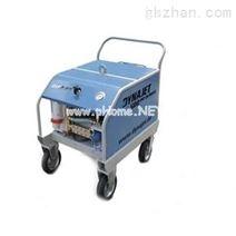 工业级移动式电动高压冷热水清洗机