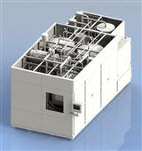 热处理前后专用单工位碳氢清洗机
