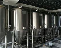 大型精酿啤酒设备厂家引进德国生产技术