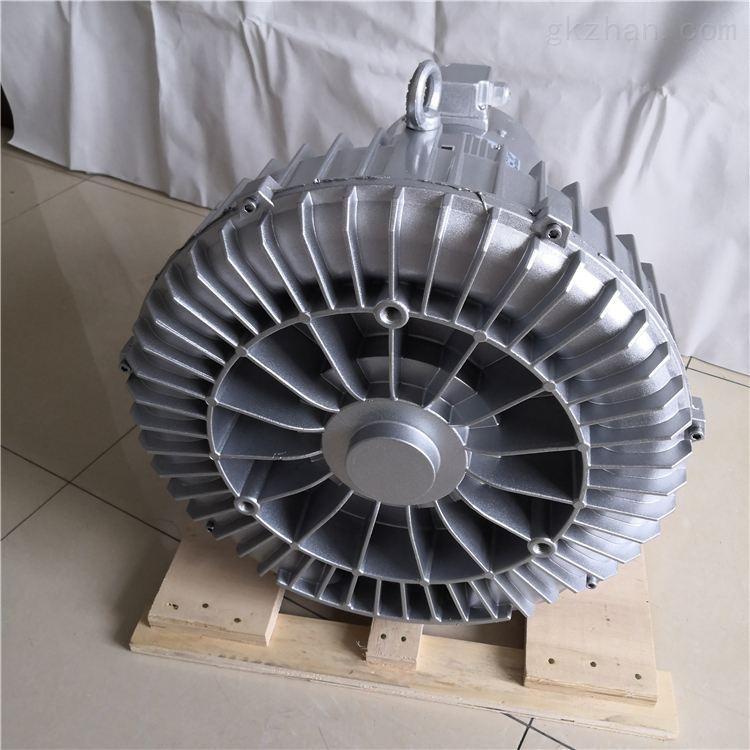 供应鱼塘增氧水产养殖2.2kw环形旋涡鼓风机