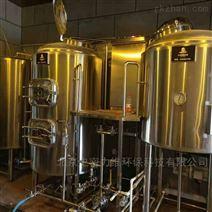 国内优质精酿啤酒设备厂家免费酿酒技术培训