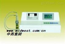 冷原子吸收测汞仪 型号:81M/F732-VJ