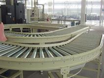 濟南華燦機械供應積放式滾筒輸送線