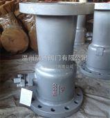 碳钢高温球阀