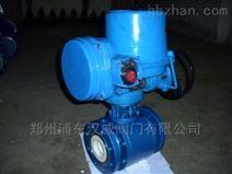 QS641TC气动带手动陶瓷球阀