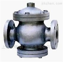 上海标一阀门H7B41X-16(C)型铸钢液控止回阀
