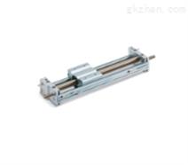 SMC磁偶式无杆气缸,滑尺型/滑动轴承