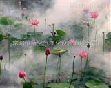 南京人造霧設備,南京景觀造霧,