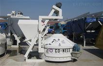 耐火材料混料机人机对话系统提升自动化程度