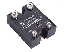 意大利CHORDN CR1T系列单相固态继电器