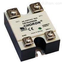 意大利CHORDN CR1S系列单相固态继电器