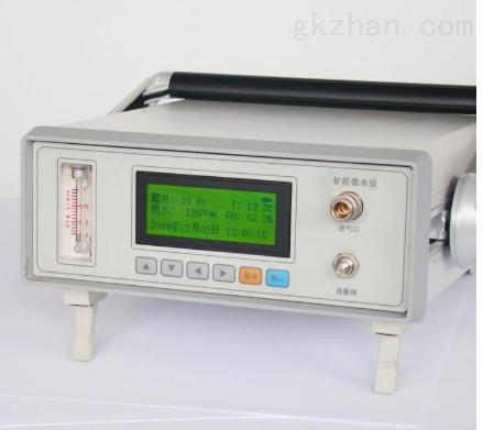 XW-8231(A)型SF6智能微水仪