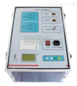HN5088抗干扰介质损耗测试仪
