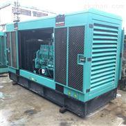 静音型300kw二手康明斯柴油发电机组出售