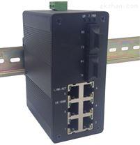 2光6电非网管工业交換機