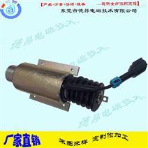 DO60110启动控制器-长行程推拉电磁铁