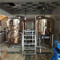 自酿啤酒设备多少钱一套自酿 啤酒 设备厂家