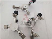 不锈钢针型阀J23W-160P外螺纹 截止阀