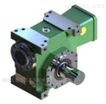 高精密低背隙双导程蜗轮蜗杆减速机