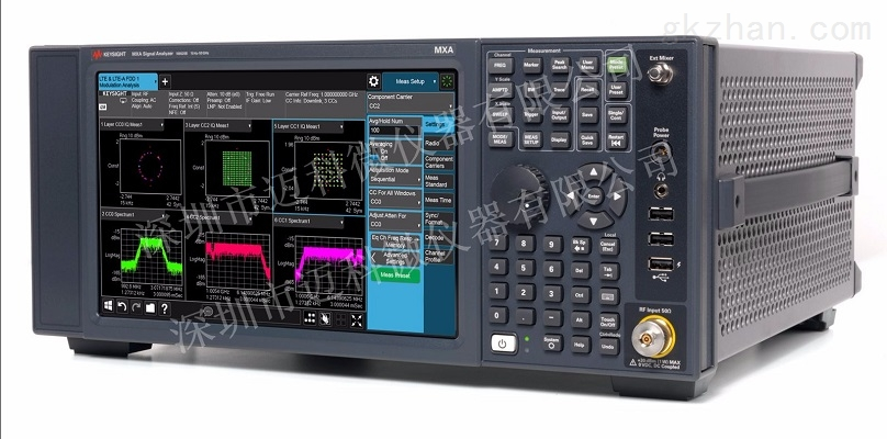 Keysight维修安捷伦N9020B频谱仪租赁