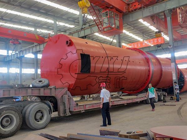 郑州环保水泥回转窑 节能高效