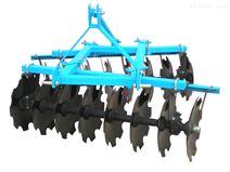 悬挂圆盘耙轻耙,用于耕后碎土平整保墑