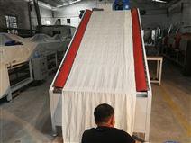 厂家专业定制碎布料烘干线 棉纱 废纱烘干