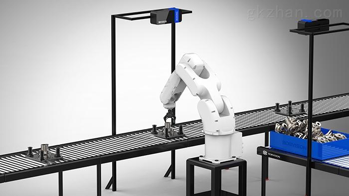 3D視覺機械上料