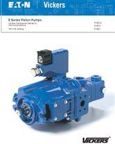 威格士齿轮泵系列,美国VICKERS