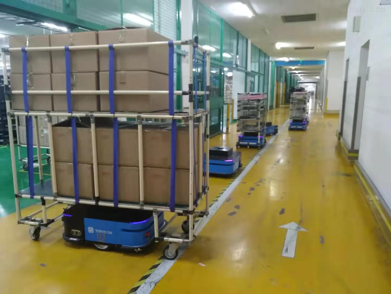 AGV智能搬運機器人