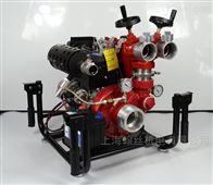 HS30FP-Y小型手抬式双出口柴油动力水泵