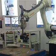 广东正信厂家定制 全自动机器人激光焊接机