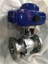 QJ641M/F气动带手轮高温球阀,调节型气动球阀