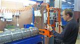 江阴同力金属零件搬运机械臂