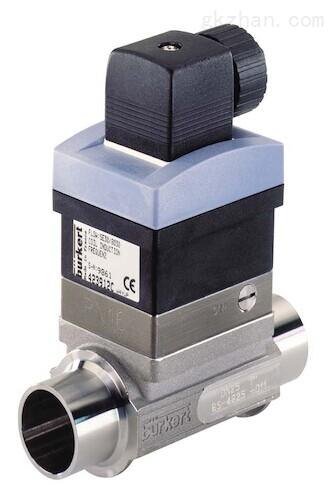 寶德BURKERT 8030係列葉輪式流量傳感器應用