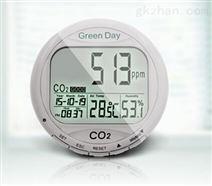 二氧化碳检测仪CO2气体浓度带温湿度报警器