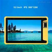 便攜式工業級三防指紋平板/工業PC