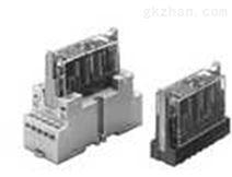 欧姆龙OMRON纤薄型安全继电器尺寸说明