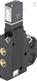 135207电磁阀订货,BURKERT四通阀结构