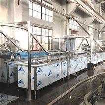 厂家直销恒泰汽车厂零件悬挂式清洗烘干线