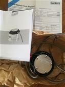 宝帝椭圆齿轮传感器burkert8077流量计