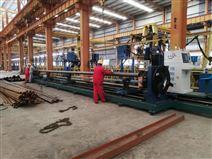 矩形管切割机 方管圆管一体机 管材切割设备