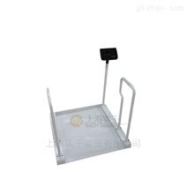 病床不鏽鋼輪椅秤,帶打印電子秤價格