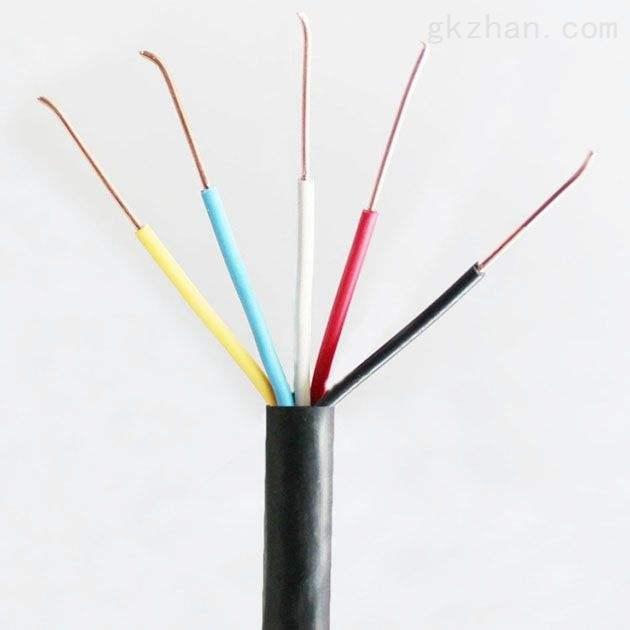 4芯ia-K3YV22高温本安电缆PE绝缘铜带屏蔽