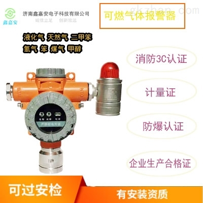 天然气检测仪报警器