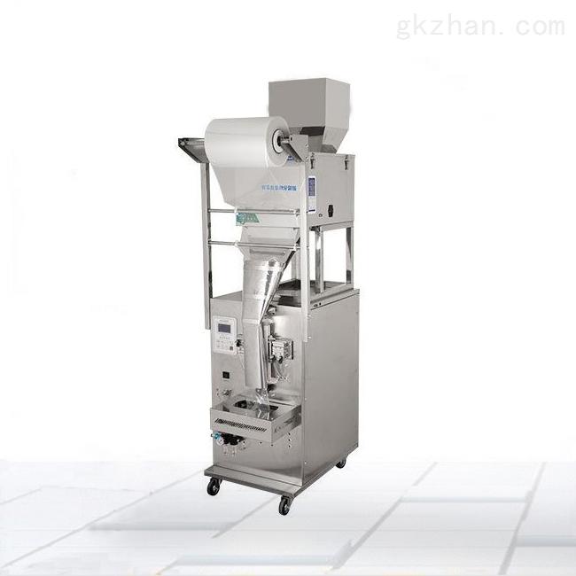 500g杏仁颗粒背封式小型食品自动定量包装机
