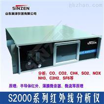 S2000红外线气体分析仪